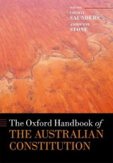 Omslag - The Oxford Handbook of the Australian Constitution