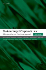 Omslag - The Anatomy of Corporate Law