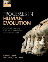Omslag - Processes in Human Evolution