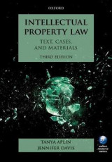 Omslag - Intellectual Property Law
