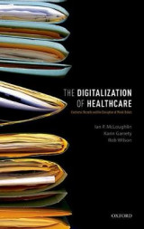 Omslag - The Digitalization of Health Care
