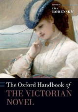 Omslag - The Oxford Handbook of the Victorian Novel