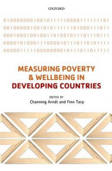 Omslag - Measuring Poverty and Wellbeing in Developing Countries