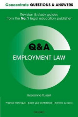 Omslag - Concentrate Questions and Answers Employment Law