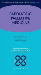 Omslag - Paediatric Palliative Medicine