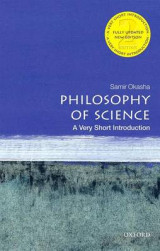 Omslag - Philosophy of Science: Very Short Introduction