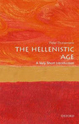 Omslag - The Hellenistic Age: A Very Short Introduction
