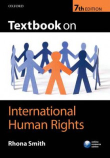 Textbook on International Human Rights av Rhona Smith (Heftet)