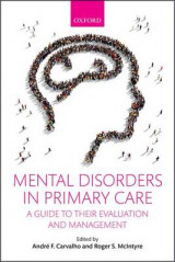 Omslag - Mental Disorders in Primary Care