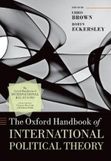 Omslag - The Oxford Handbook of International Political Theory
