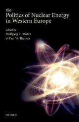 Omslag - The Politics of Nuclear Energy in Western Europe