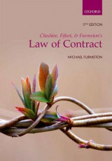 Omslag - Cheshire, Fifoot, and Furmston's Law of Contract