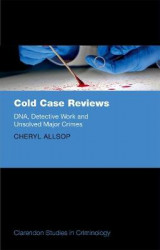 Omslag - Cold Case Reviews