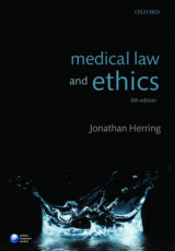 Omslag - Medical Law and Ethics