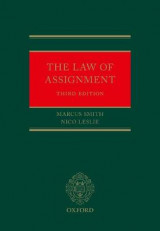Omslag - The Law of Assignment