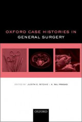 Omslag - Oxford Case Histories in General Surgery
