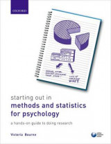 Omslag - Starting Out in Methods and Statistics for Psychology