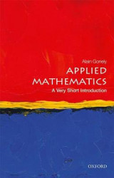 Omslag - Applied Mathematics: A Very Short Introduction