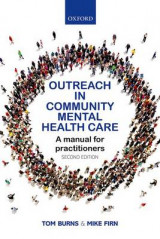 Omslag - Outreach in Community Mental Health Care