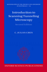 Omslag - Introduction to Scanning Tunneling Microscopy