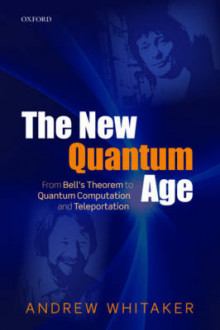 The New Quantum Age av Andrew Whitaker (Heftet)
