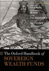 Omslag - The Oxford Handbook of Sovereign Wealth Funds