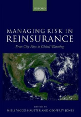 Omslag - Managing Risk in Reinsurance