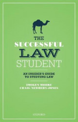 Omslag - The Successful Law Student: An Insider's Guide to Studying Law