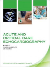 Omslag - Acute and Critical Care Echocardiography