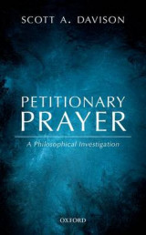 Omslag - Petitionary Prayer