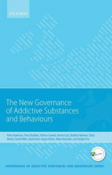 Omslag - New Governance of Addictive Substances and Behaviours