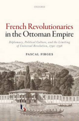 Omslag - French Revolutionaries in the Ottoman Empire
