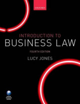 Omslag - Introduction to Business Law