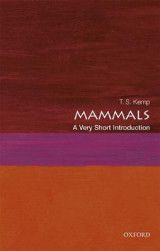 Omslag - Mammals: A Very Short Introduction