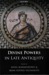 Omslag - Divine Powers in Late Antiquity