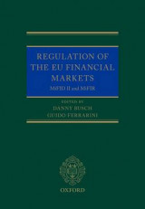 Omslag - Regulation of the EU Financial Markets