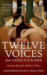 Omslag - Twelve Voices from Greece and Rome