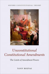 Omslag - Unconstitutional Constitutional Amendments