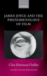 Omslag - James Joyce and the Phenomenology of Film