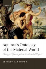 Omslag - Aquinas's Ontology of the Material World
