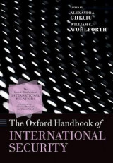 Omslag - The Oxford Handbook of International Security