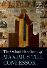 Omslag - The Oxford Handbook of Maximus the Confessor