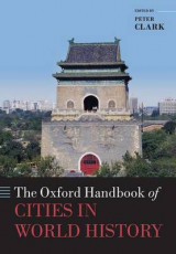 Omslag - The Oxford Handbook of Cities in World History