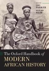 Omslag - The Oxford Handbook of Modern African History