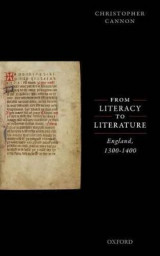 Omslag - From Literacy to Literature: England, 1300-1400