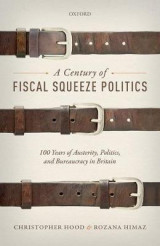 Omslag - A Century of Fiscal Squeeze Politics