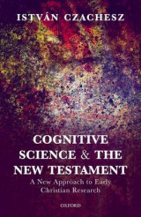 Omslag - Cognitive Science and the New Testament