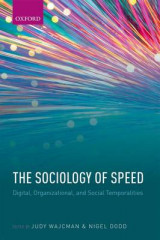 Omslag - The Sociology of Speed