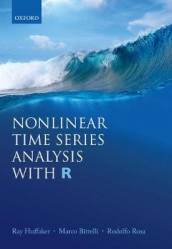 Nonlinear Time Series Analysis with R av Marco Bittelli, Ray Huffaker og Rodolfo Rosa (Innbundet)