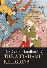 Omslag - The Oxford Handbook of the Abrahamic Religions